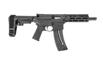 Smith & Wesson M&P 15-22 .22lr Pistol - 8""