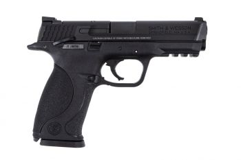 Smith & Wesson M&P 9mm Pistol w/ Manual Thumb Safety - 17rd