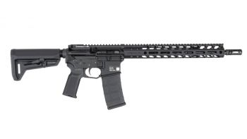 "Tactical Edge Arms Warfighter Grunt 5.56 NATO Carbine Rifle - 14.5"" Black"
