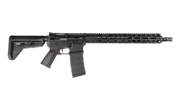 "Tactical Edge Arms Warfighter Grunt 5.56 NATO Carbine Rifle - 16"" Black"