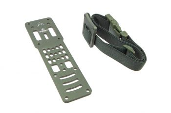 True North Concepts Modular Holster Adapter & Leg Strap Combo- OD Green (Limited Edition)