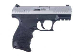 Walther CCP M2 9mm 8rd - Black Stainless Steel