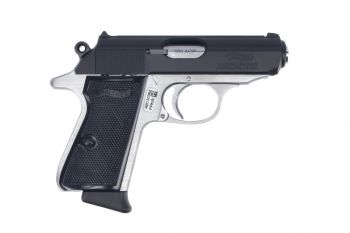 Walther PPK/S .380ACP Pistol - Black Two-Tone