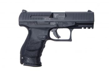 """Walther PPQ M2 9mm 4"""" Barrel Pistol - 15 Rounds - Law Enforcement Only"""