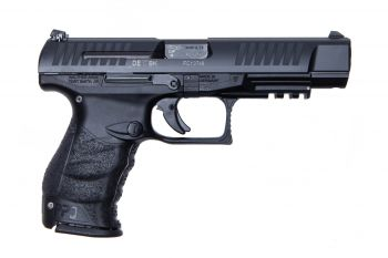 """Walther PPQ M2 9mm 5"""" Barrel Pistol - 15 Rounds - Law Enforcement Only"""