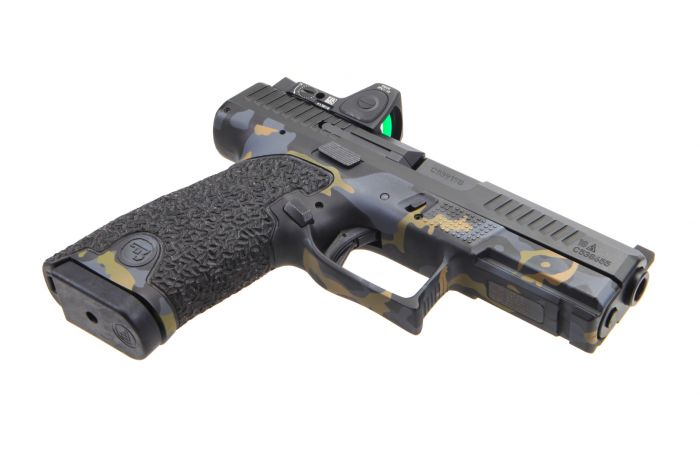 Danger Close Armament Multicam CZ P10 w/ Trijicon Type 2 RMR 3 25 MOA Adj  LED