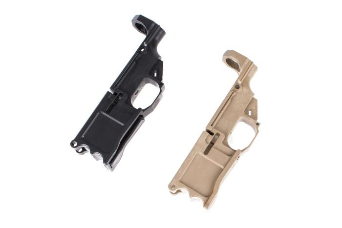 Polymer80 Warrhogg  308/7 62 80% Lower Receiver and Jig System