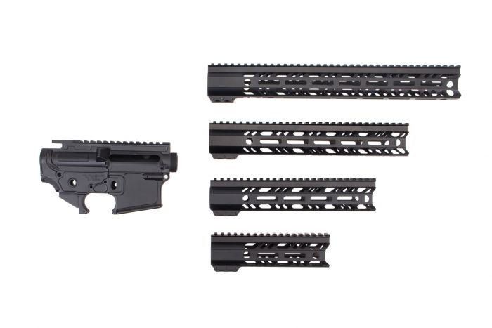 2A Armament Palouse-Lite AR-15 Forged Stripped Receiver
