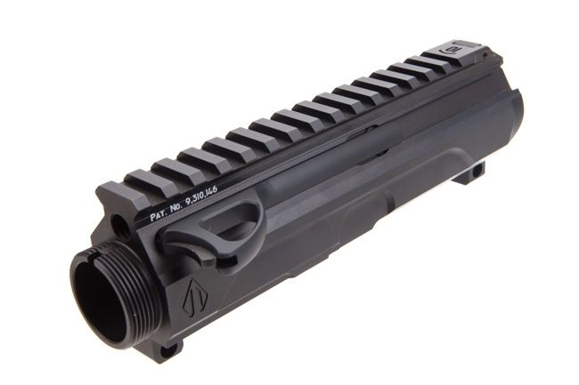 Quarter Circle 10 Side Charging Stripped Upper Receiver
