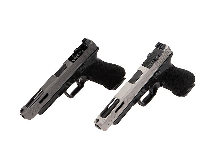 Agency Arms Glock 17 Gen 3 Urban Combat Stripped Slide
