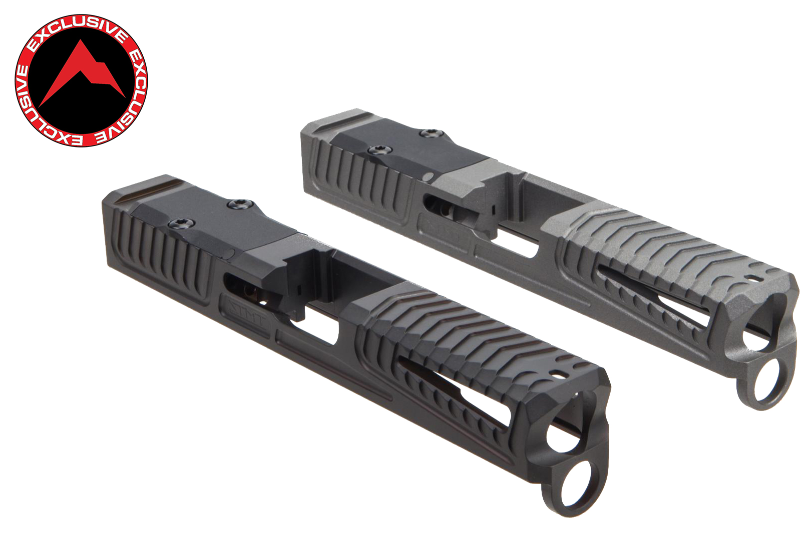 Statement Defense Glock 19 Gen 4 Overbite SW Stripped Slide - Trijicon RMR Cut (Rainier Arms Exclusive)