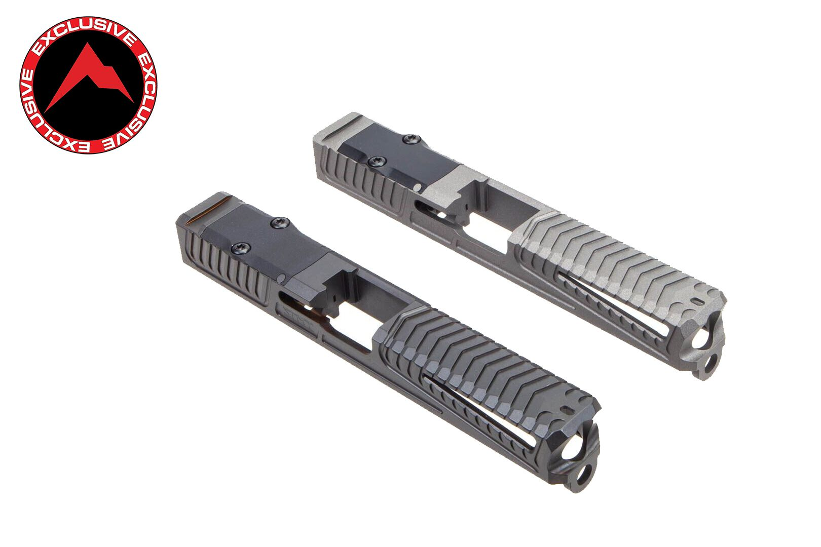 Statement Defense Glock 17 Gen 3 SW Overbite Stripped Slide - Trijicon RMR Cut (Rainier Arms Exclusive)