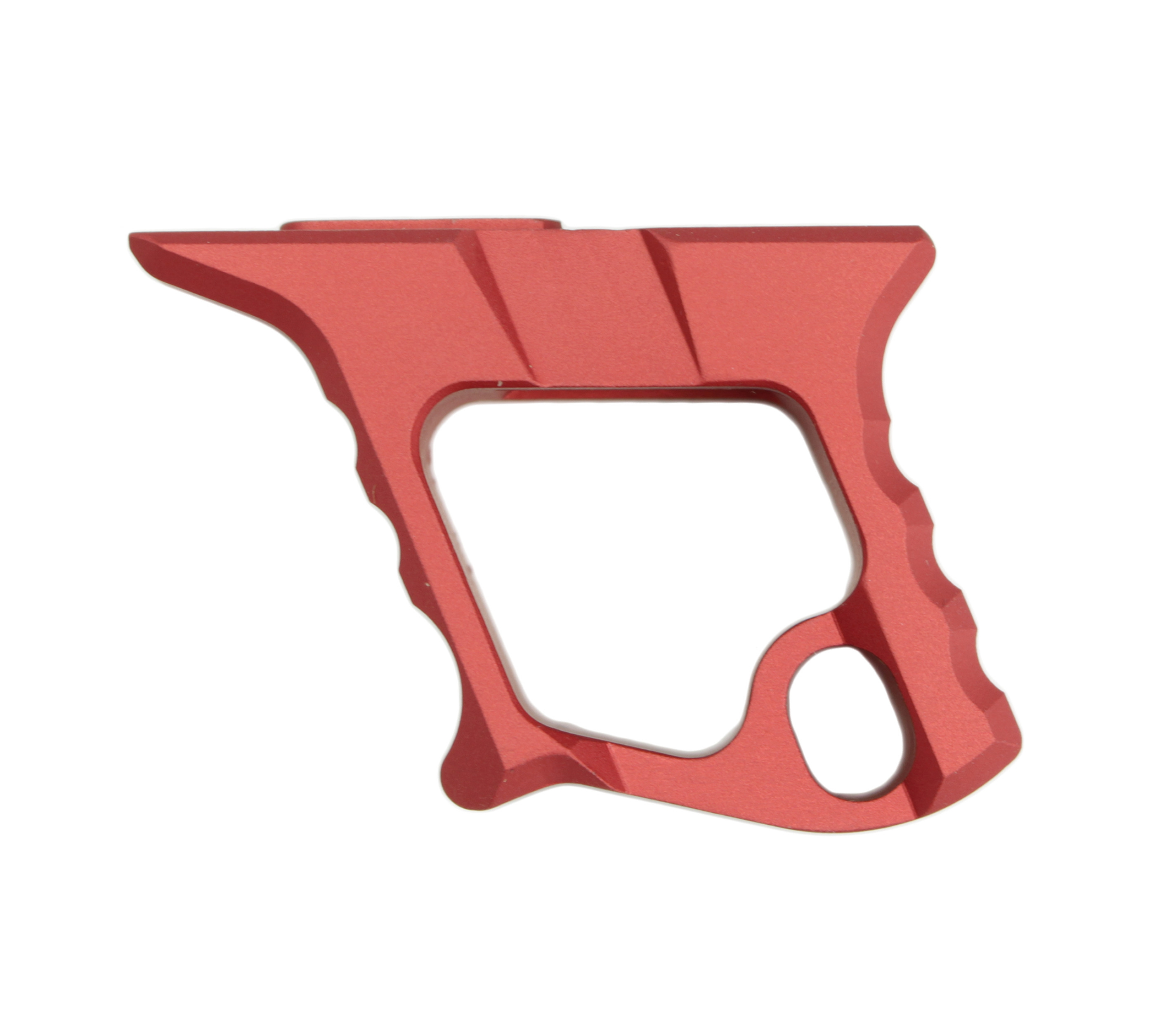 Tyrant Designs HALO AR-15 HandStop- Red