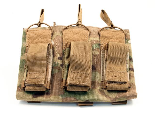 Tactical Tailor - 5.56 Triple Magna Mag Combo Pouch