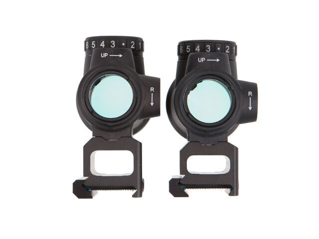 Trijicon 1x25mm MRO 2.0 MOA Adjustable Red Dot Sight