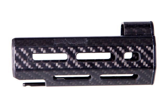 Lancer Systems Sig MPX Replacement carbon fiber Handguard M-LOK