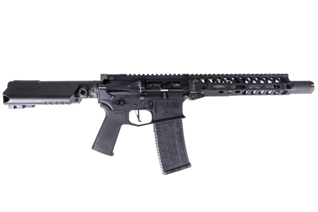 "Rainier Arms Ultramatch PDW Pistol-8.5"" 300 Blackout TC Enhanced with Cheek Rest"