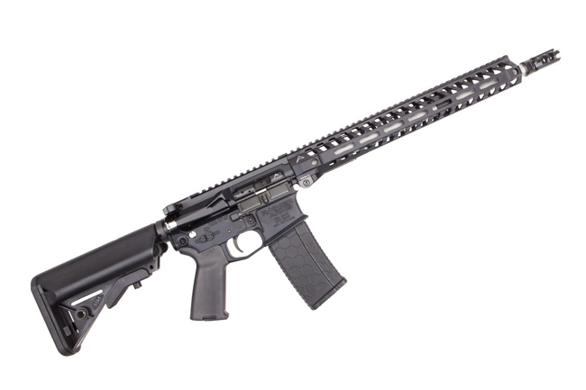 Rainier Arms Ultramatch Rifle - 16 Mid