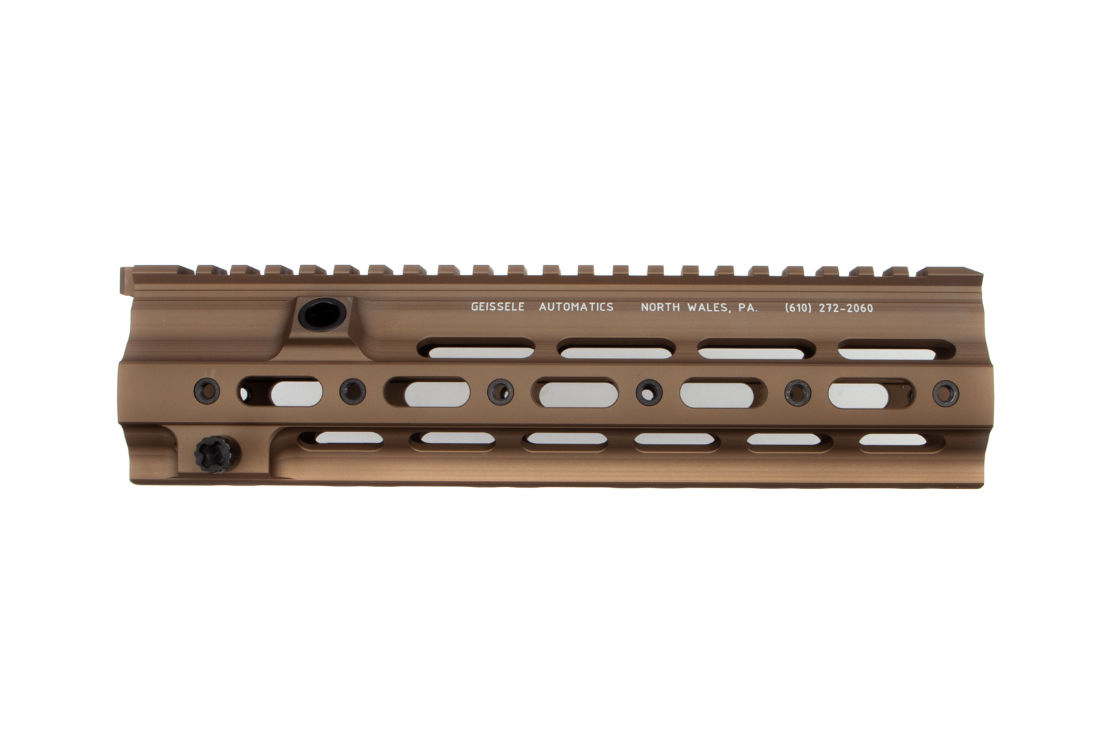 Geissele Super Modular Rail HK - Desert Dirt Color
