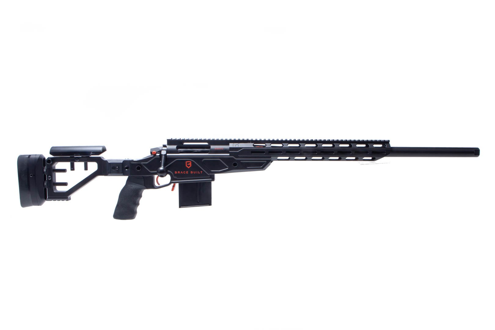 Brace Built Brace Tactical 6.5 Creedmoor Bolt-Action Rifle - 24""
