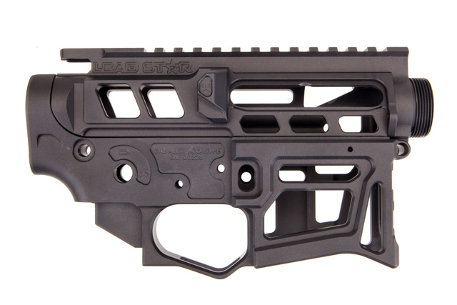 Lead Star Arms LSA-15 - Skeletonized AR-15 Receiver Set