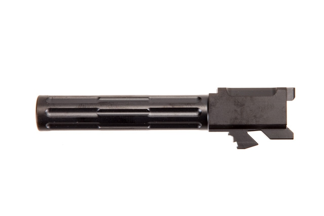 Lantac Glock 19 FLUTED NON-THREADED BARREL