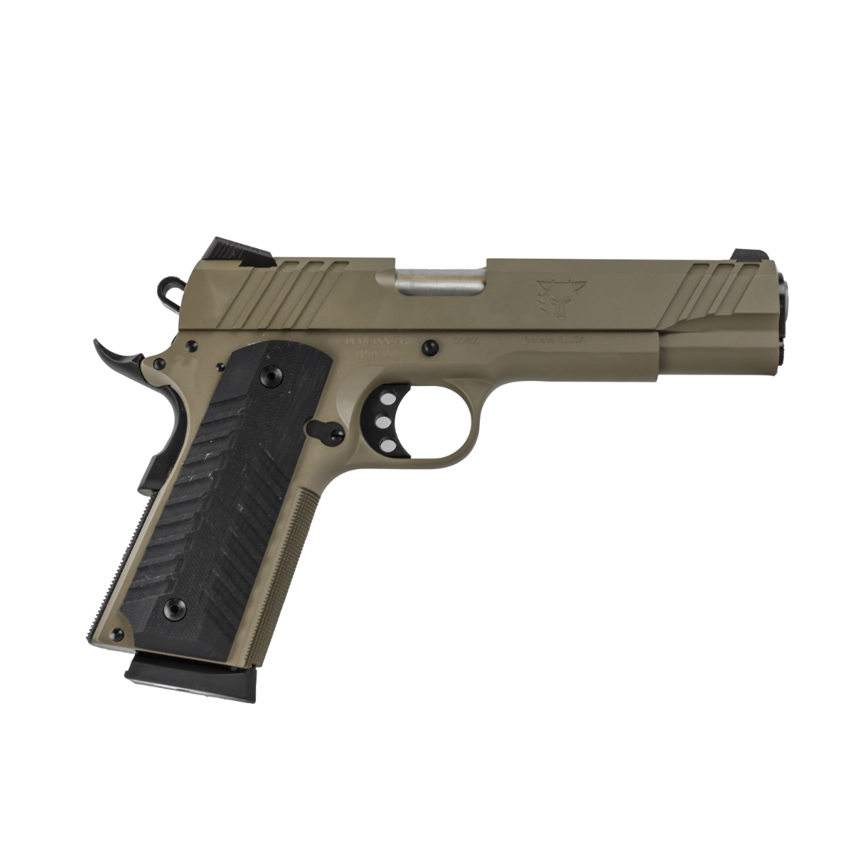 "Devil Dog Arms DDA-1911 Standard Pistol - 5"" FDE"