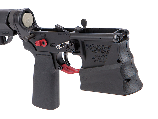 Armaspec Rhino R-23 Tactical Magwell