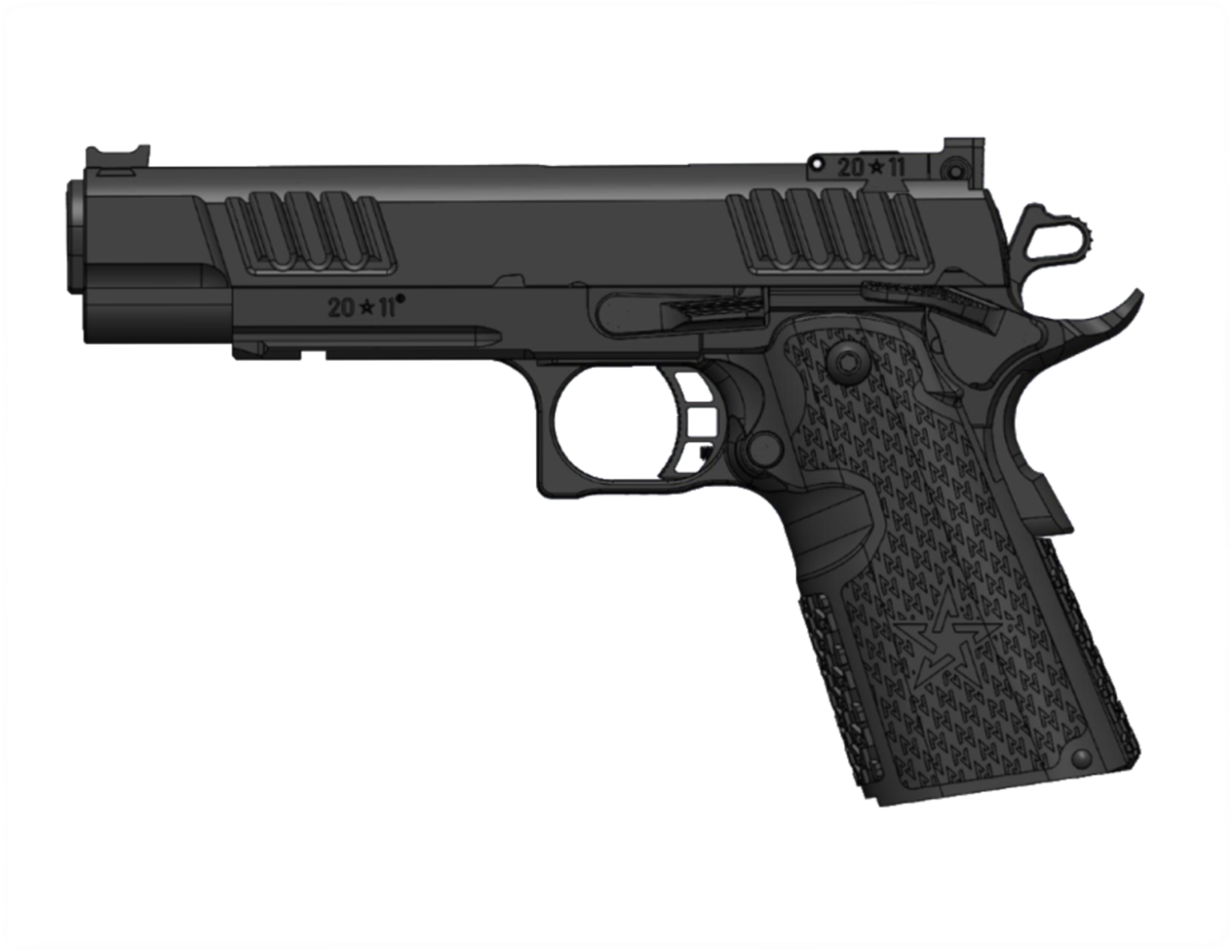 STI International STACCATO R Pistol