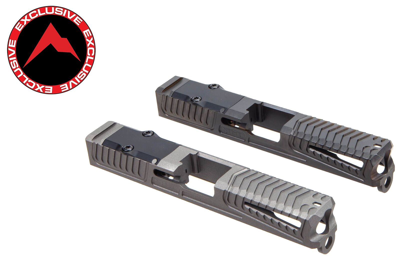 Statement Defense Glock 19 Gen 3 Overbite SW Stripped Slide - Trijicon RMR Cut (Rainier Arms Exclusive)