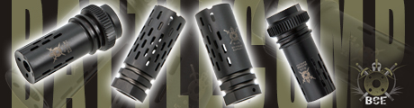 Battle Comp Enterprises Muzzle Devices
