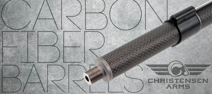 Carbon Fiber Barrels Christensen