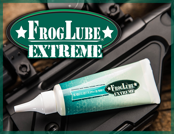 Froglube Cleaning Products for your Firearms