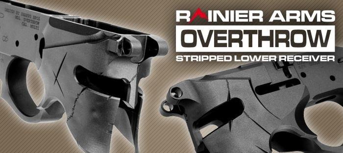Rainier Arms Overthrow