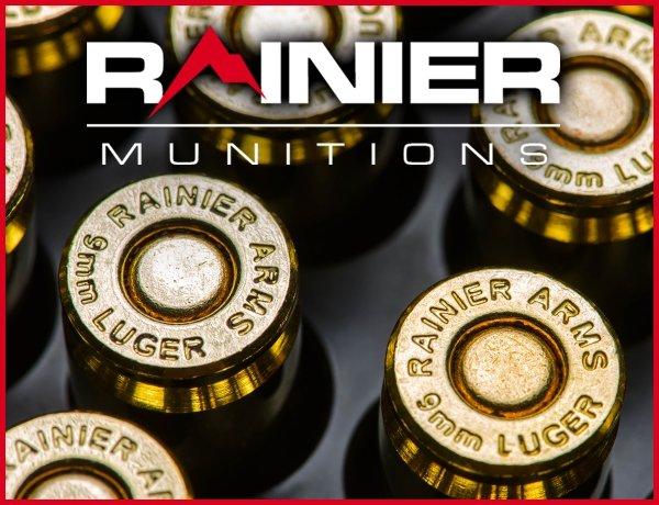 Rainier Munitions