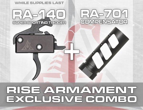 Rise Armament Combo