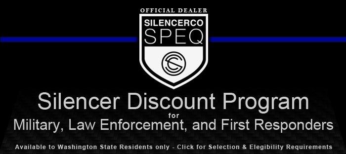 Silencerco Discount Program