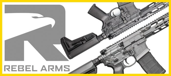 Rebel Arms - RBR-15 S MOD 3 rifles