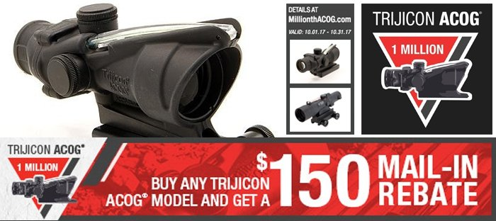 Trijicon Acog Sale