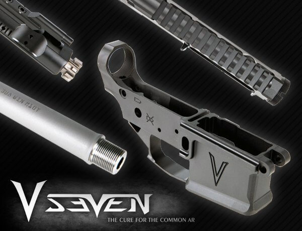 V Seven Weapon Systems - The cure for the common AR