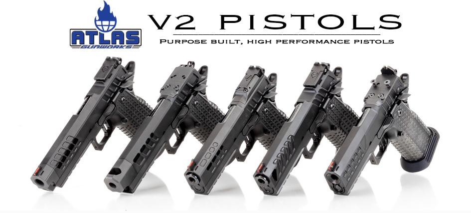 Atlas Pistols