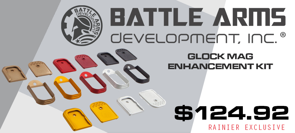 Battle Arms Development Magazine Kit