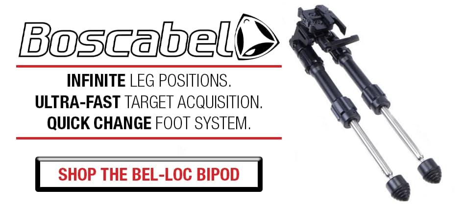 Shop Boscabel's Bel-Loc Bipods