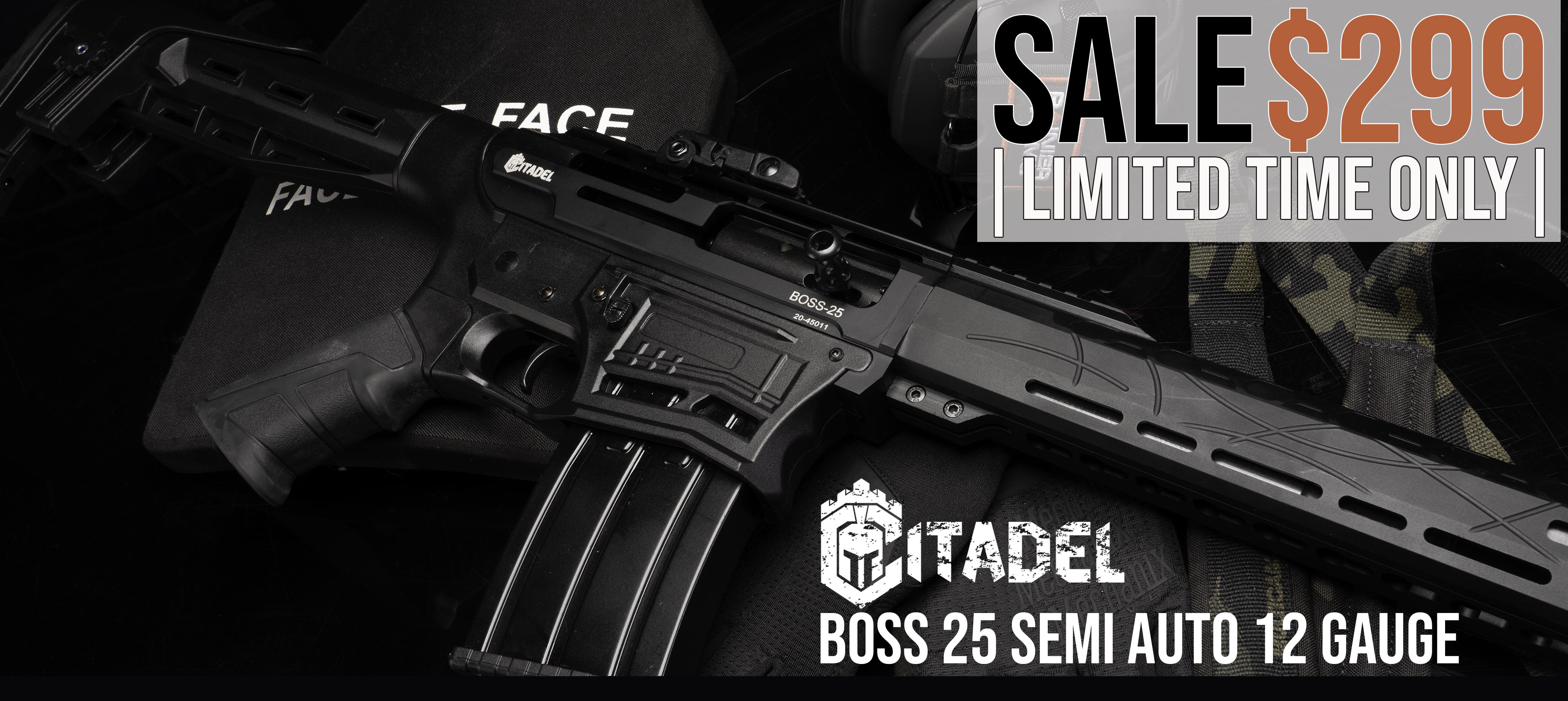 Boss 25 Sale