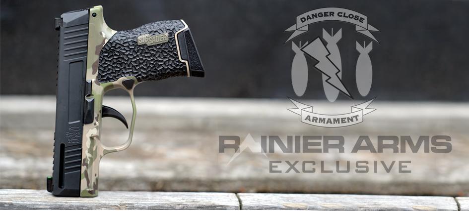 Danger Close Armament Manufacturer