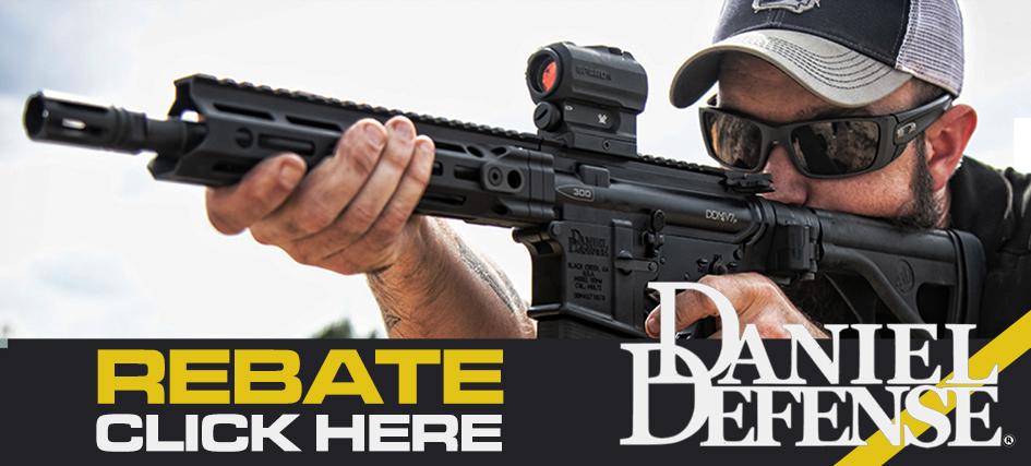 Daniel Defense Rebate