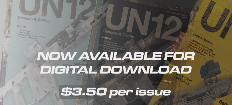 UN 12 Magazine digital download