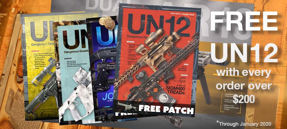 UN12 Free Gift