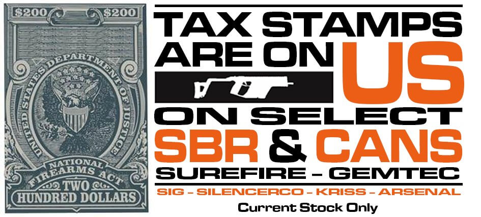 Tax Stamp Sale