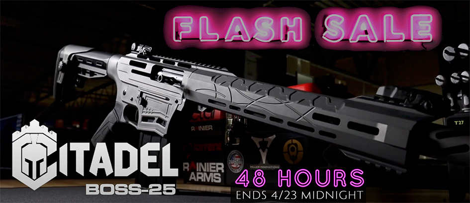 CITADEL FLASH SALE